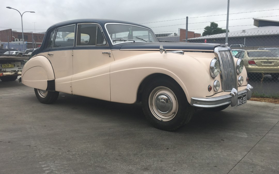 Armstrong Siddeley 3